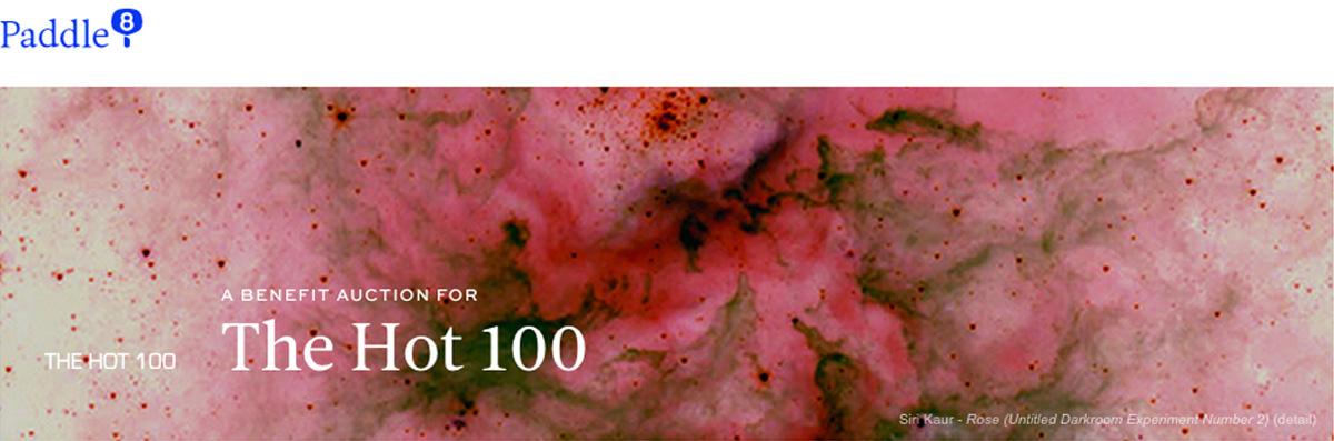 The hot 100 Alastair Mackie